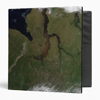 North Central Russia Vinyl Binders