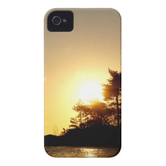 North Channel Sunset Case-Mate iPhone 4 Cases
