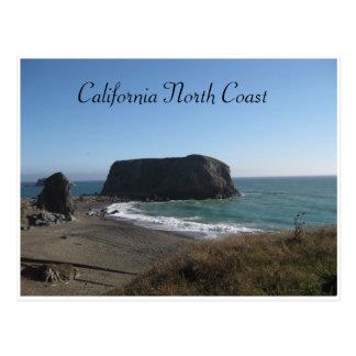 North Coast California Postcard