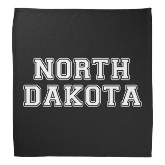 North Dakota Bandana