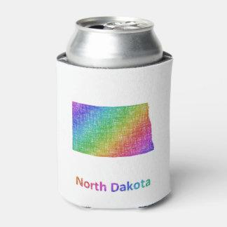 North Dakota Can Cooler