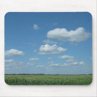 North Dakota Corn Field Mouse Pad