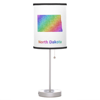 North Dakota Desk Lamps