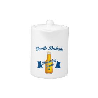 North Dakota Drinking team