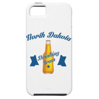 North Dakota Drinking team iPhone 5 Covers