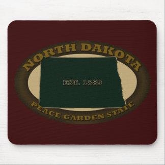 North Dakota Est. 1889 Mouse Pad