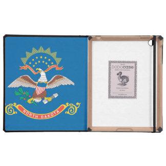 NORTH DAKOTA FLAG COVER FOR iPad