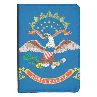 NORTH DAKOTA FLAG KINDLE 4 COVER