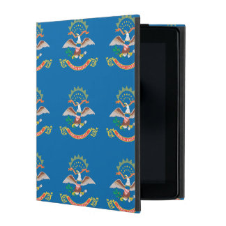 NORTH DAKOTA FLAG iPad COVER