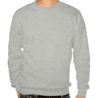 North Dakota Flag Pullover Sweatshirt