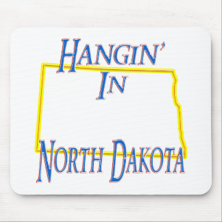 North Dakota - Hangin' Mouse Pad