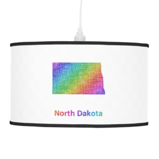 North Dakota Hanging Lamp
