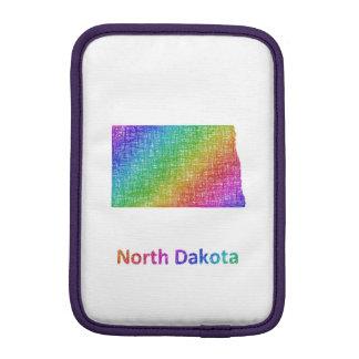 North Dakota iPad Mini Sleeve
