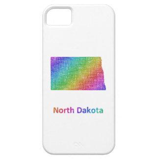 North Dakota iPhone 5 Covers