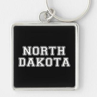 North Dakota Keychain