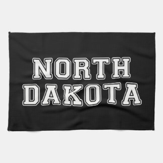 North Dakota Kitchen Towel