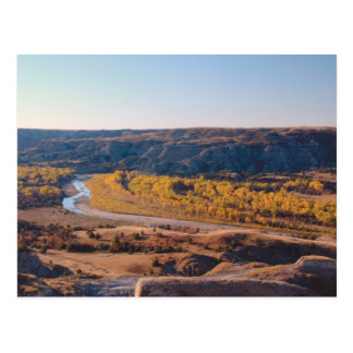 North Dakota Landscape Postcard