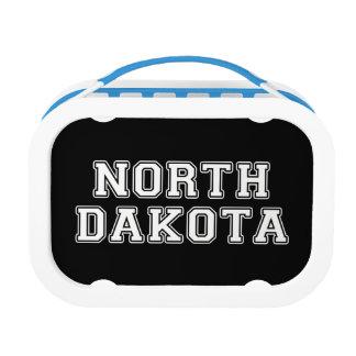 North Dakota Lunch Box