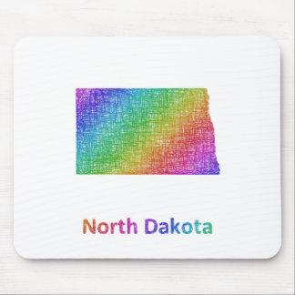 North Dakota Mouse Pad