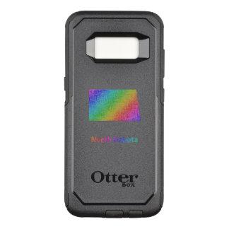 North Dakota OtterBox Commuter Samsung Galaxy S8 Case