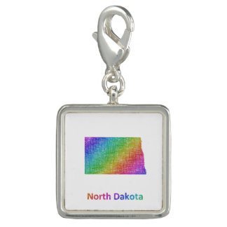 North Dakota Photo Charms