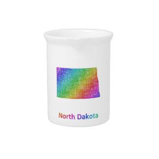 North Dakota Pitcher