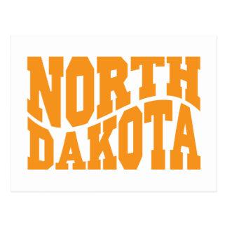 North Dakota Postcard