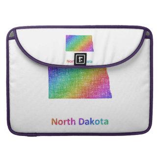 North Dakota Sleeve For MacBooks