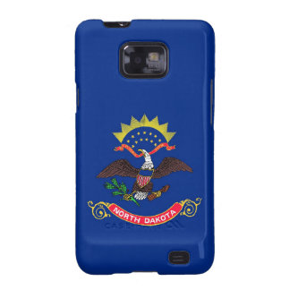 North Dakota State Flag Samsung Galaxy SII Cover