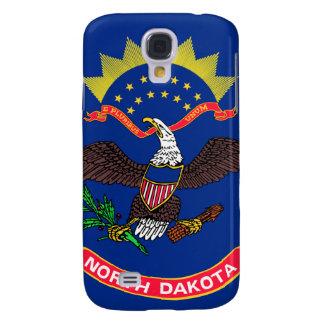 North Dakota State Flag Galaxy S4 Case