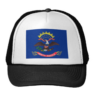 North Dakota State Flag Hat