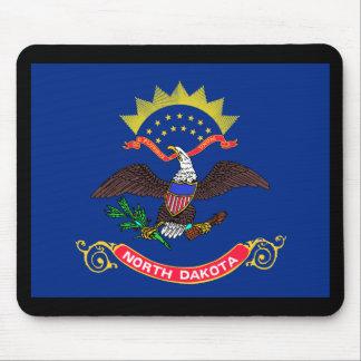 North Dakota State Flag Mousepad