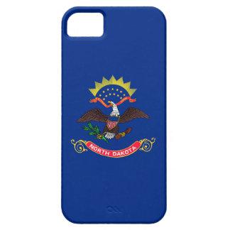 north dakota state flag united america republic sy iPhone 5 case