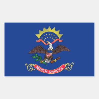 North Dakota State Flag, United States