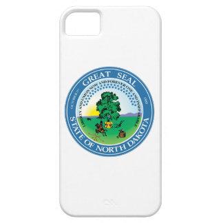 North Dakota state seal america republic symbol fl iPhone 5 Cases