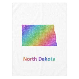 North Dakota Tablecloth