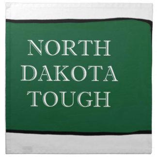 North Dakota Tough Napkin