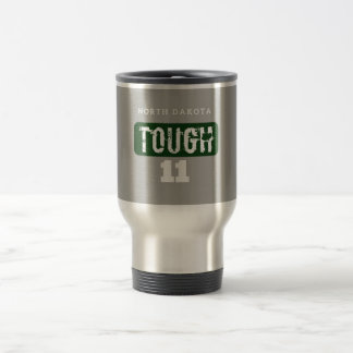 North Dakota Tough Travel Mug