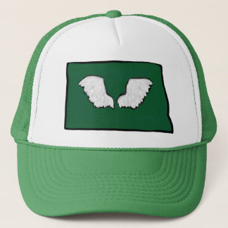 NORTH DAKOTA TOUGH TRUCKER HAT