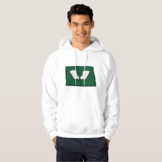 North Dakota Tough Wings Hoodie