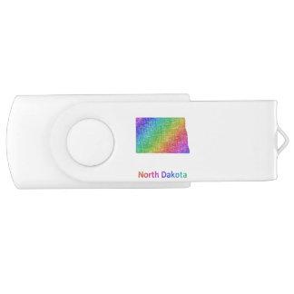 North Dakota USB Flash Drive