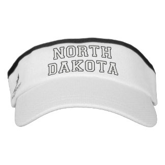 North Dakota Visor