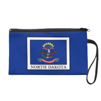 North Dakota Wristlet Clutch
