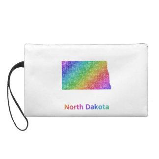 North Dakota Wristlet Purse