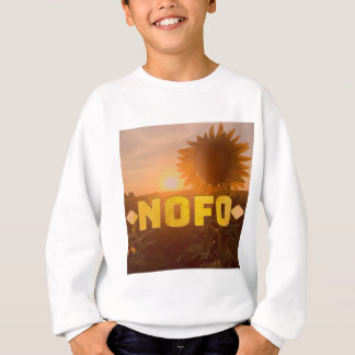 north fork nofo sunflowers sweatshirt