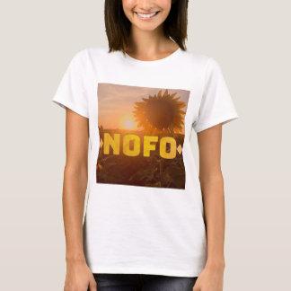 north fork nofo sunflowers T-Shirt