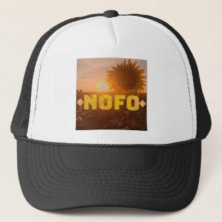 north fork nofo sunflowers trucker hat