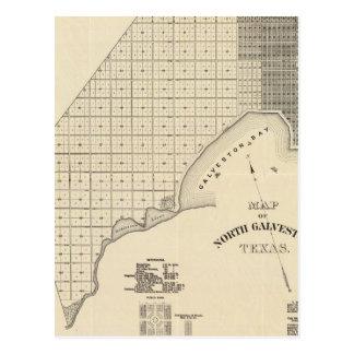 North Galveston Postcard