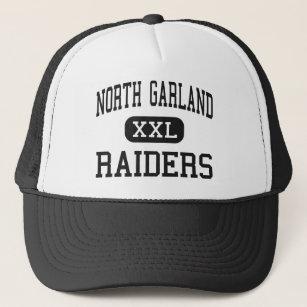 North Garland - Raiders - High - Garland Texas Trucker Hat