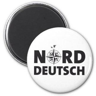 North German one Magnet